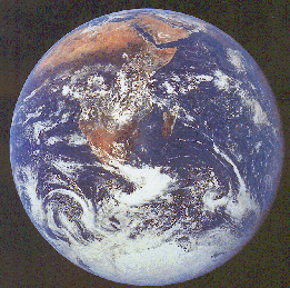 Earth - Apollo 17 (NASA)
